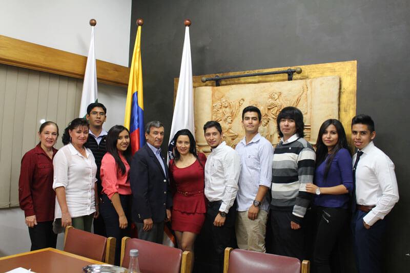 Movilidad entrante de estudiantes fundaci n for Oficina relaciones internacionales uam