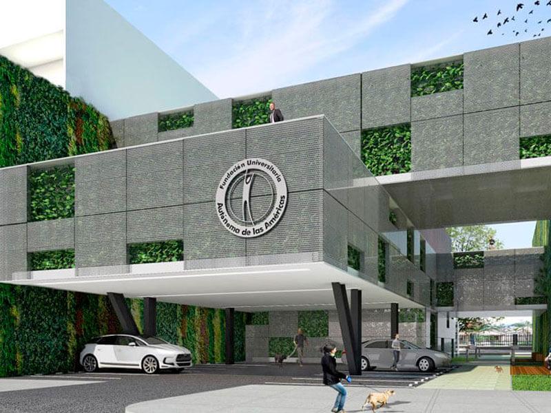 Fundación Universitaria Autónoma de las Américas | Clínica Veterinaria 3